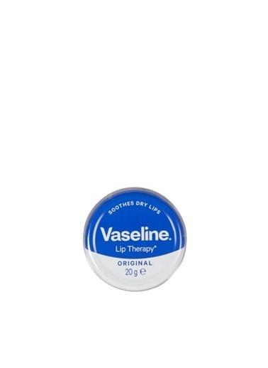 Vaseline Vaseline Lip Therapy Original Dudak Kremi 20 Gr Renksiz